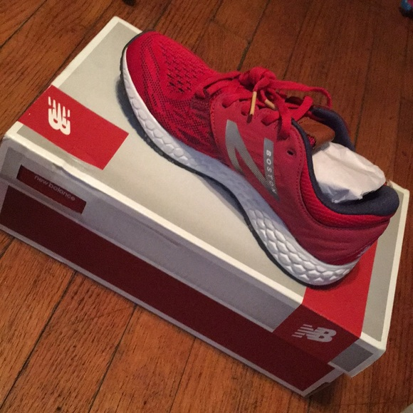 New balance Fenway Boston Red Sox shoes 2186fed73479